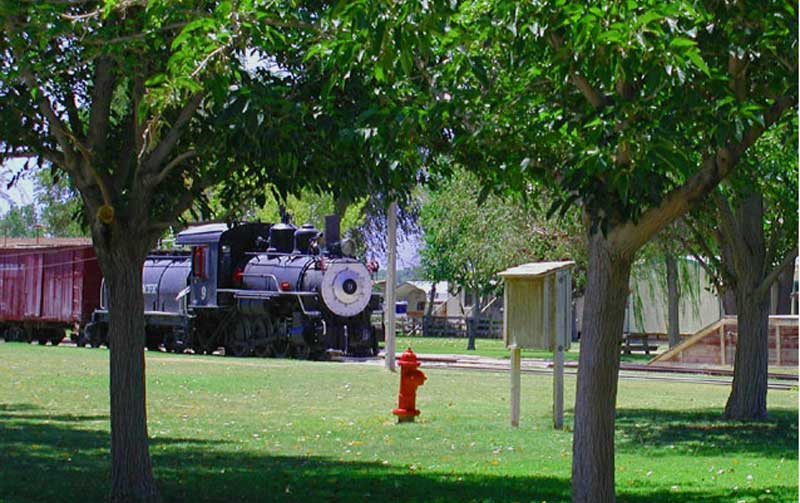Laws Railroad Historic Site | Bishop Museum and Historical Society